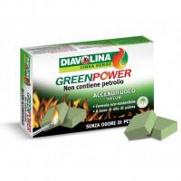 DIAVOLINA ACCEN. GREEN...